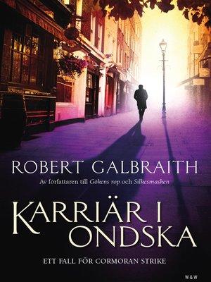 Silkworm Robert Galbraith Ebook