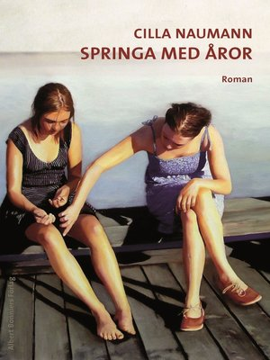 cover image of Springa med åror