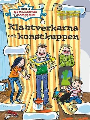 cover image of Klantverkarna och konstkuppen