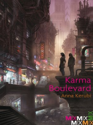 cover image of Karma Boulevard