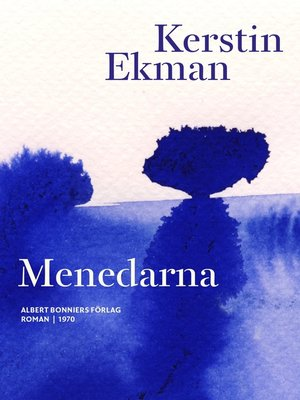 cover image of Menedarna