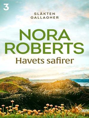 cover image of Havets safirer