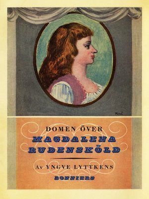 cover image of Domen över Magdalena Rudensköld