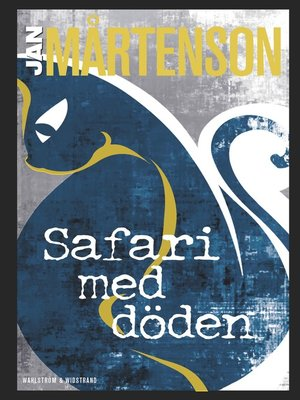 cover image of Safari med döden