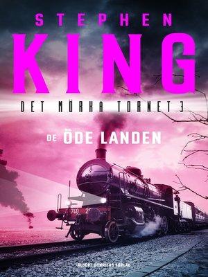 cover image of De öde landen