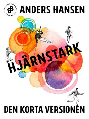 cover image of Hjärnstark. Den korta versionen