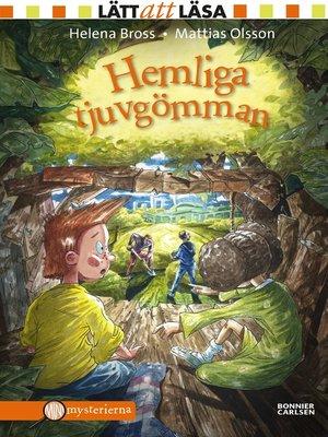 cover image of Hemliga tjuvgömman