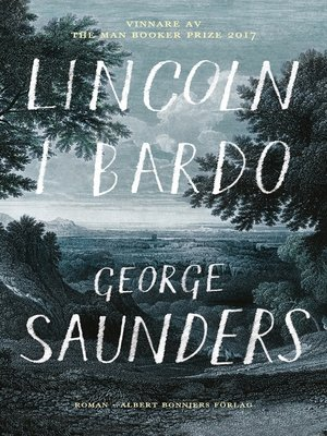 cover image of Lincoln i bardo