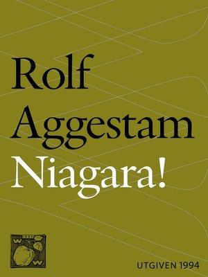 cover image of Niagara!