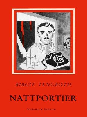 cover image of Nattportier