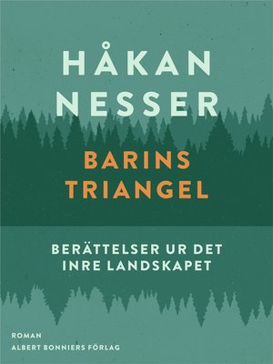 cover image of Barins triangel
