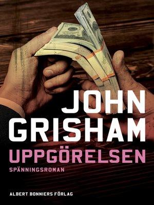 cover image of Uppgörelsen