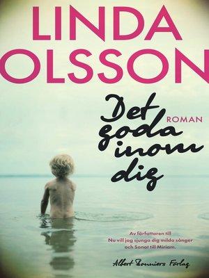 cover image of Det goda inom dig