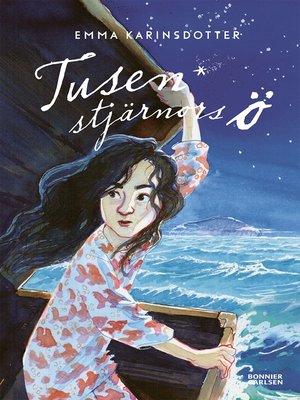 cover image of Tusen stjärnors ö