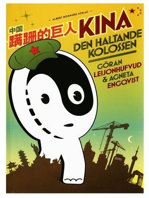 cover image of Kina – den haltande kolossen