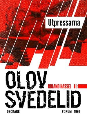 cover image of Utpressarna