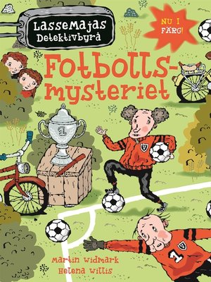 cover image of Fotbollsmysteriet