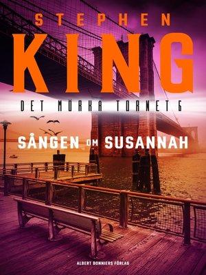 cover image of Sången om Susannah