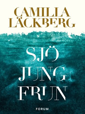 cover image of Sjöjungfrun