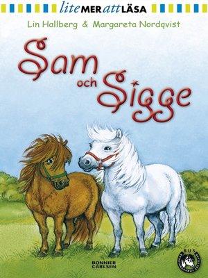 cover image of Sam och Sigge