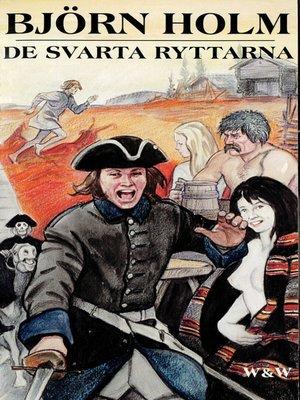 cover image of De svarta ryttarna