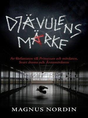 cover image of Djävulens märke
