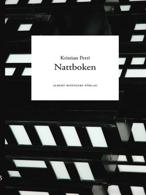 cover image of Nattboken