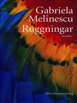 cover image of Ruggningar