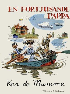 cover image of En förtjusande pappa