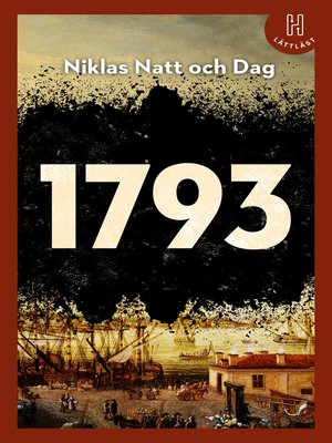 cover image of 1793 (lättläst)