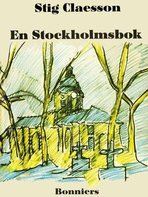 cover image of En Stockholmsbok