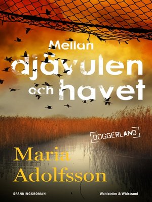 cover image of Mellan djävulen och havet