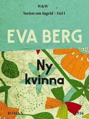 cover image of Ny kvinna