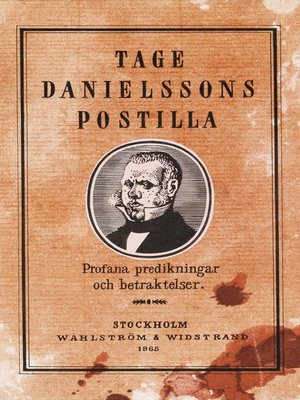 cover image of Tage Danielssons Postilla