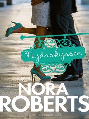 cover image of Nyårskyssen