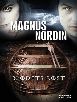 cover image of Blodets röst