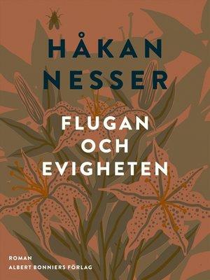 cover image of Flugan och evigheten