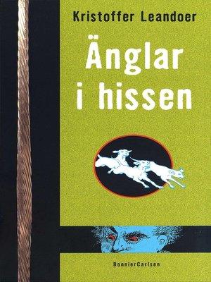 cover image of Änglar i hissen
