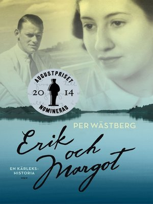 cover image of Erik och Margot