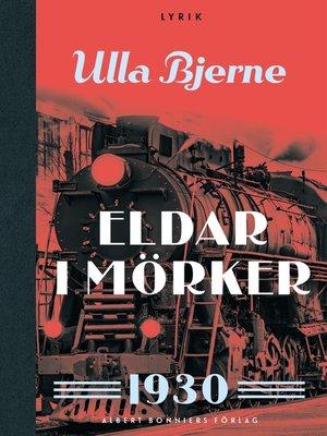 cover image of Eldar i mörker