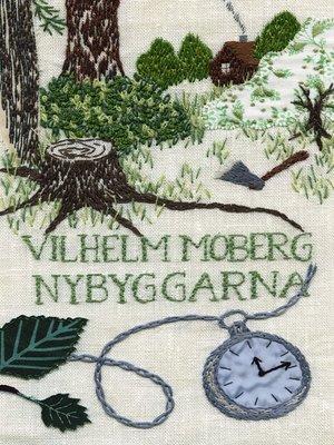 cover image of Nybyggarna