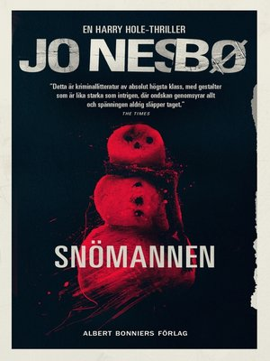 cover image of Snömannen