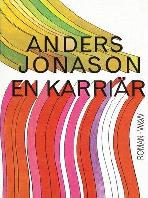 cover image of En karriär