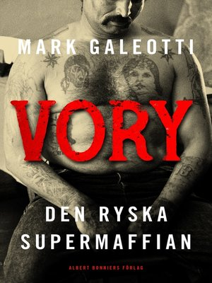 cover image of Vory
