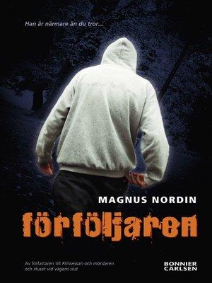cover image of Förföljaren