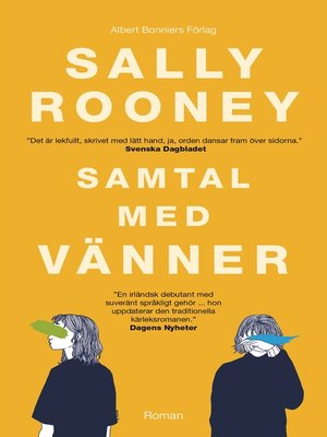 cover image of Samtal med vänner