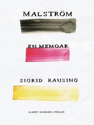 cover image of Malström