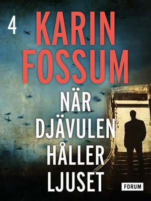 cover image of När djävulen håller ljuset