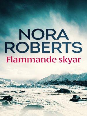 cover image of Flammande skyar