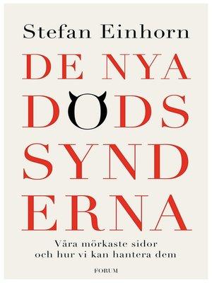 cover image of De nya dödssynderna
